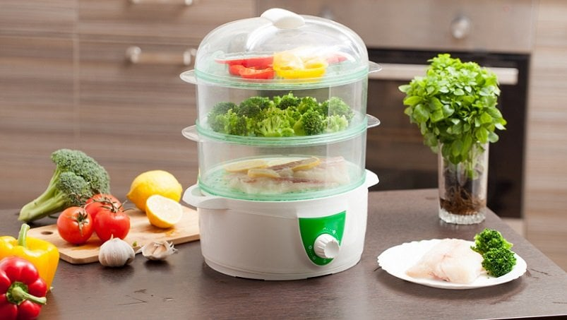 Food steamer review