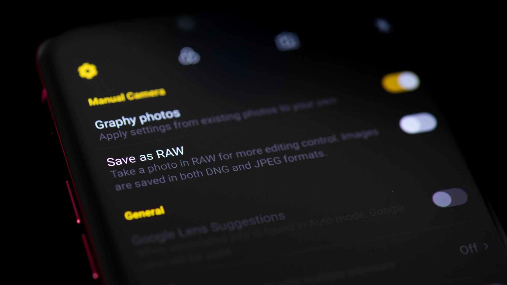 A screen shot of a smart phone